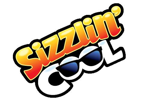 Sizzlin Cool Logo